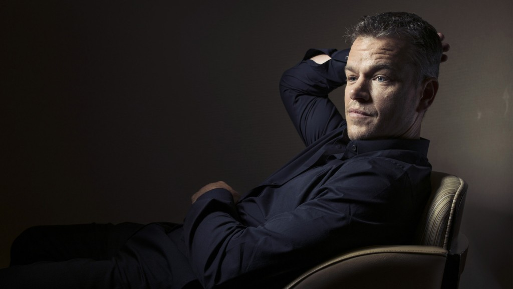 matt damon desktop wallpapers