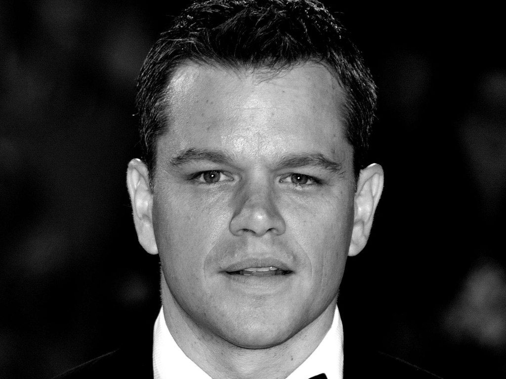 matt damon face wallpapers