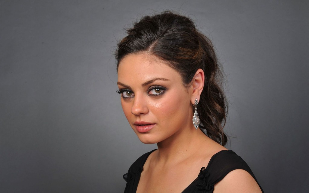 mila kunis actress wallpapers