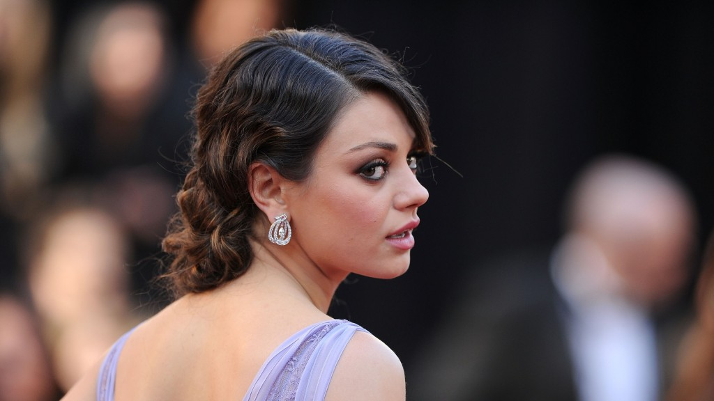 mila kunis celebrity wallpapers