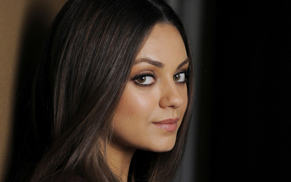 mila kunis hd wide wallpapers