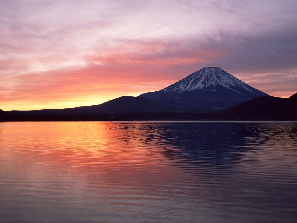 mt fuji computer wallpapers