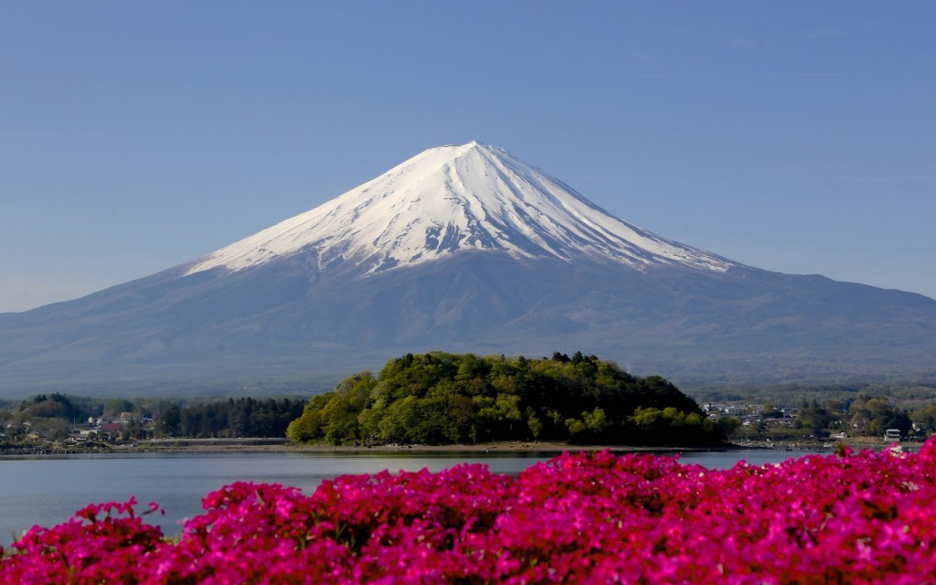 mount fuji japan wallpapers