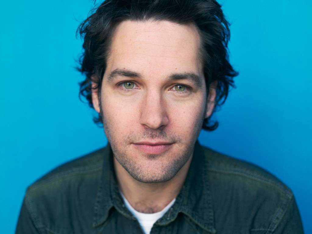 Actor Paul Rudd