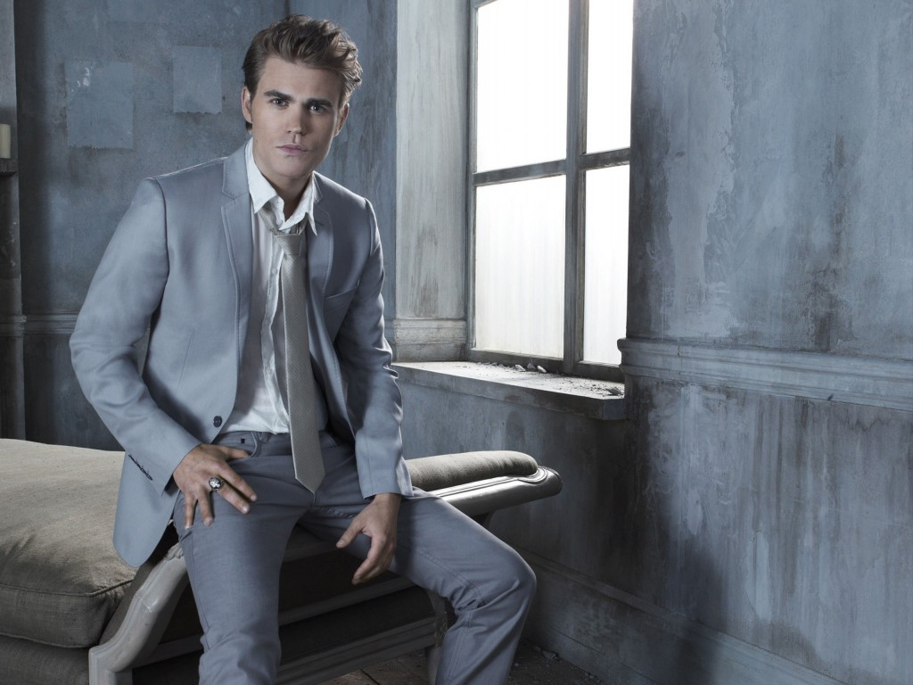 paul wesley background wallpapers