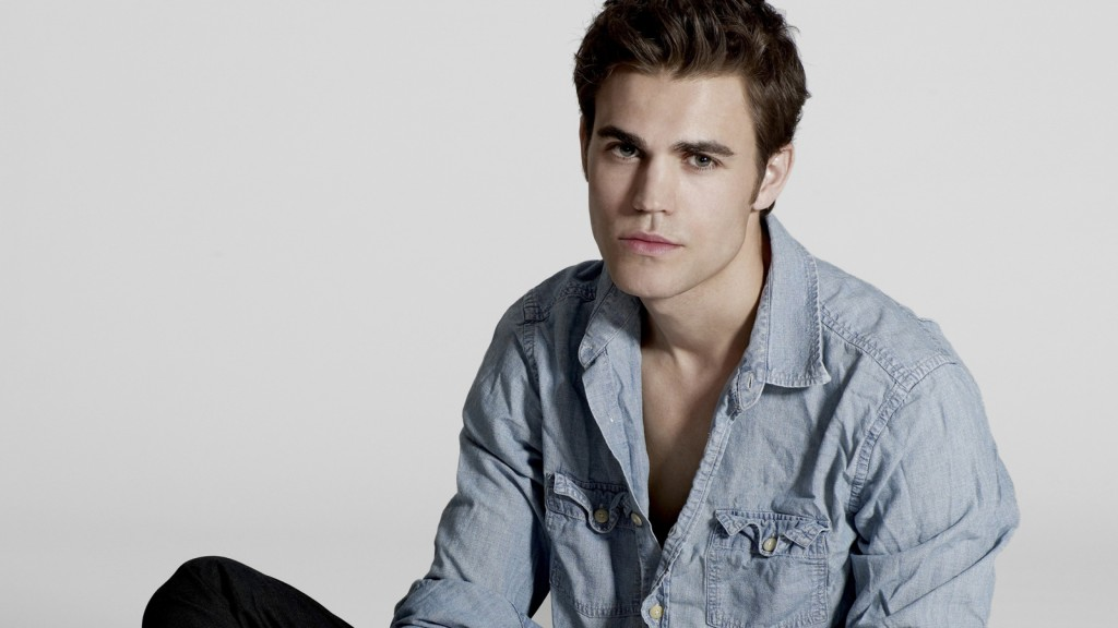 paul wesley widescreen hd wallpapers