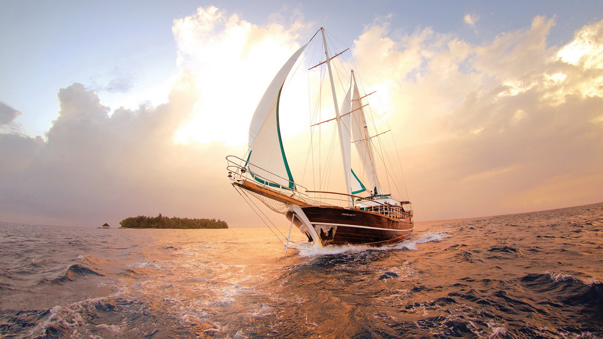 hungry for sailboat wallpaper - photo #7