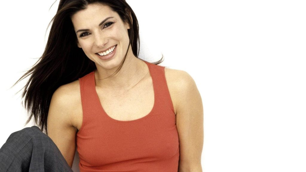 sandra bullock smile desktop wallpapers