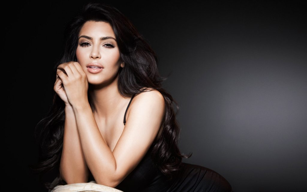 sexy kim kardashian widescreen wallpapers
