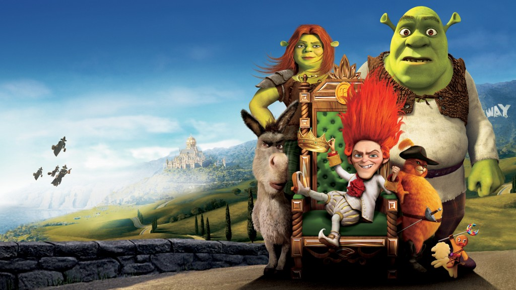 Shrek 1920x1080 Wallpaper