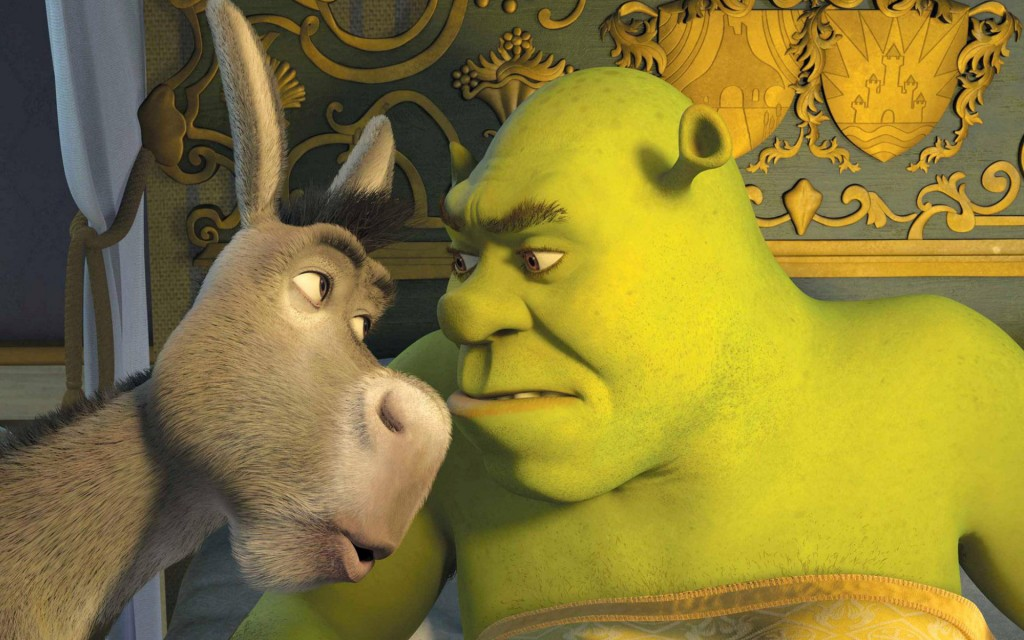 shrek desktop wallpapers