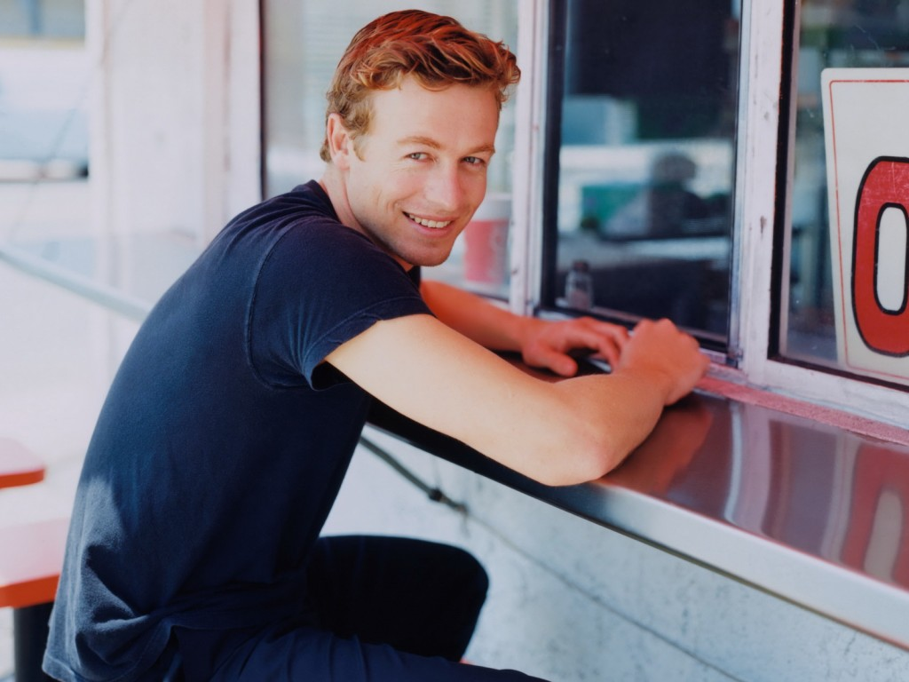 simon baker pictures wallpapers