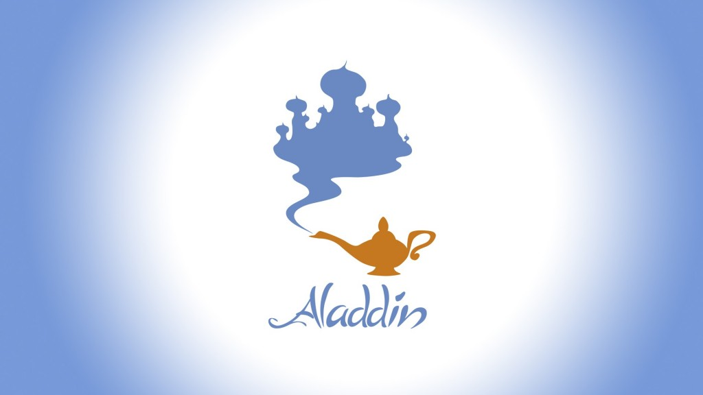 simple aladdin desktop wallpapers