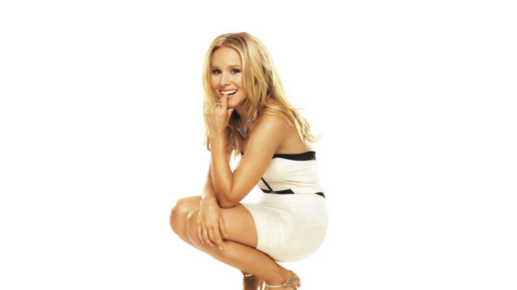 stunning kristen bell wallpapers
