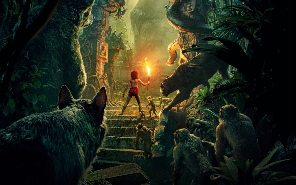 the jungle book movie wallpapers