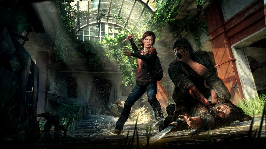 the last of us game background wallpapers