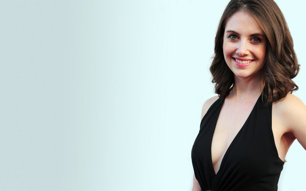 alison brie smile computer wallpapers