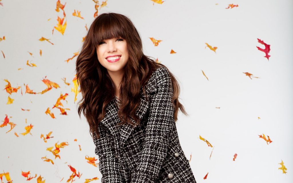 beautiful carly rae jepsen wallpapers