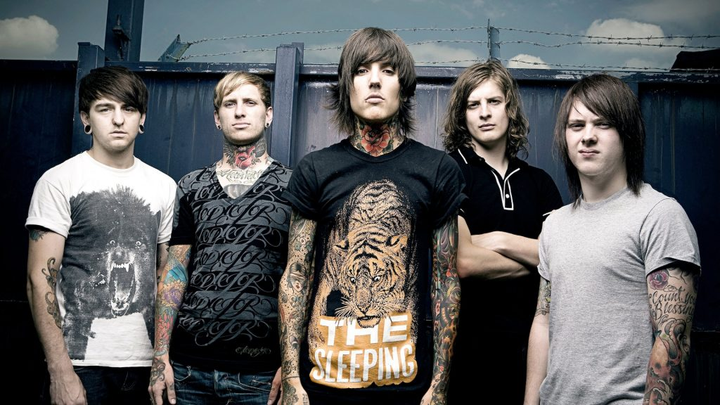 bring me the horizon wallpapers