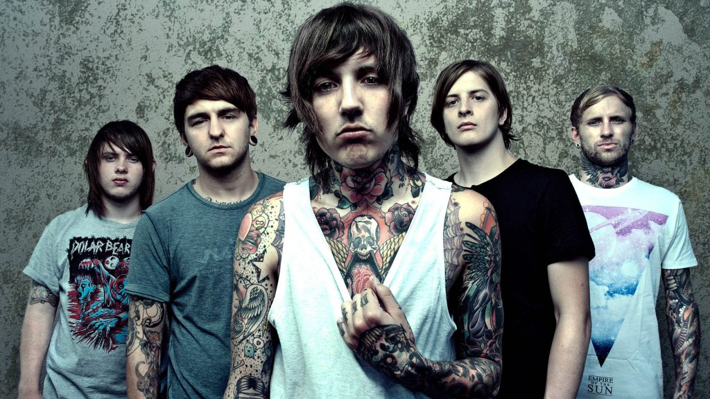 bring me the horizon band wallpapers