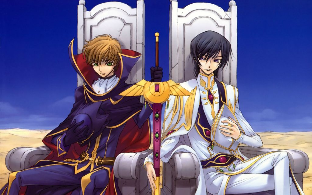 code geass widescreen wallpapers