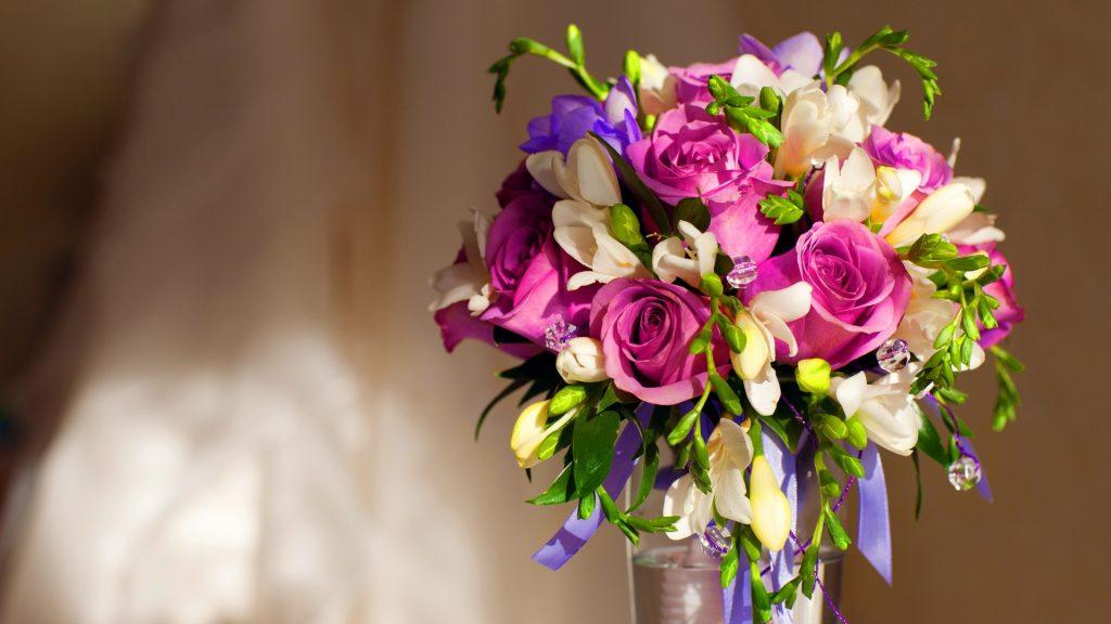 flower bouquet desktop wallpapers