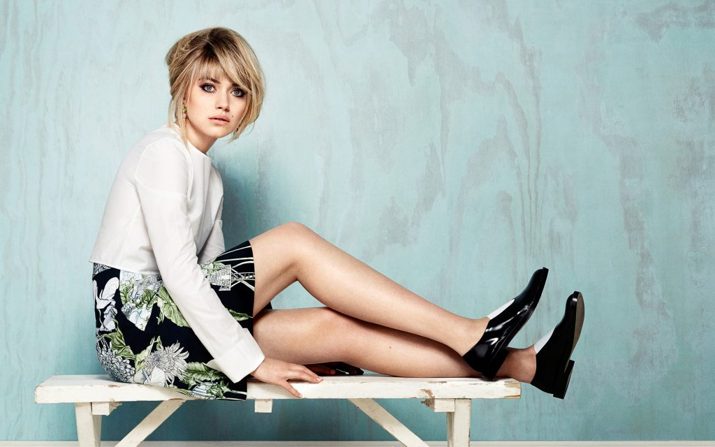 imogen poots celebrity wallpapers
