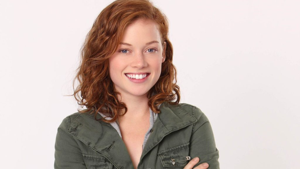jane levy smile wallpapers