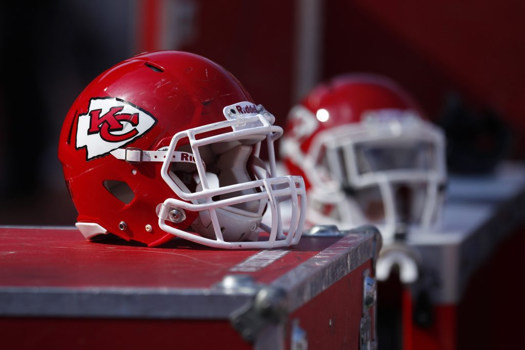 kansas city chiefs helmet wallpapers