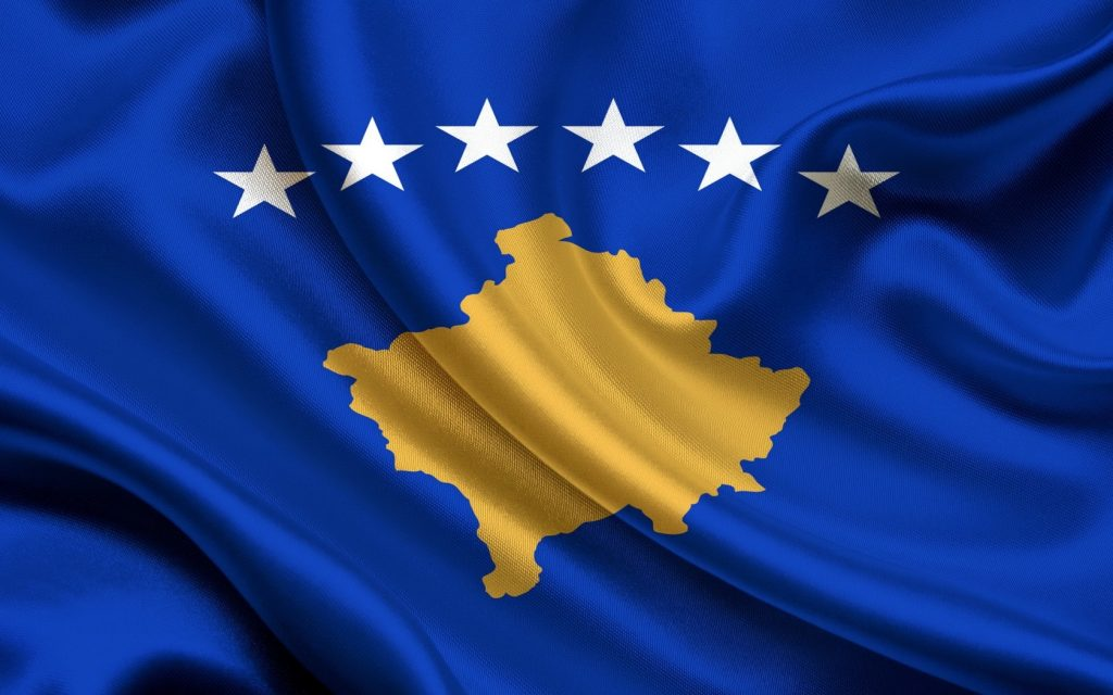 kosovo flag computer wallpapers