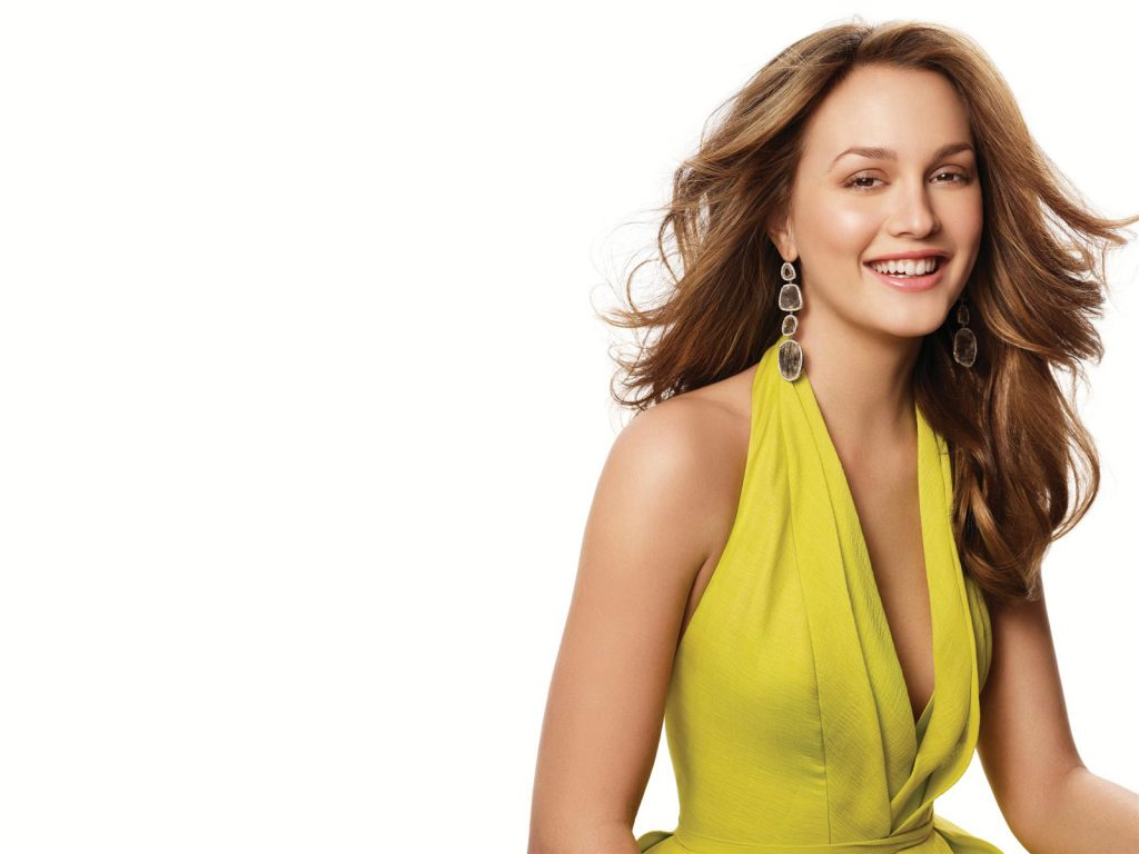 leighton meester computer wallpapers