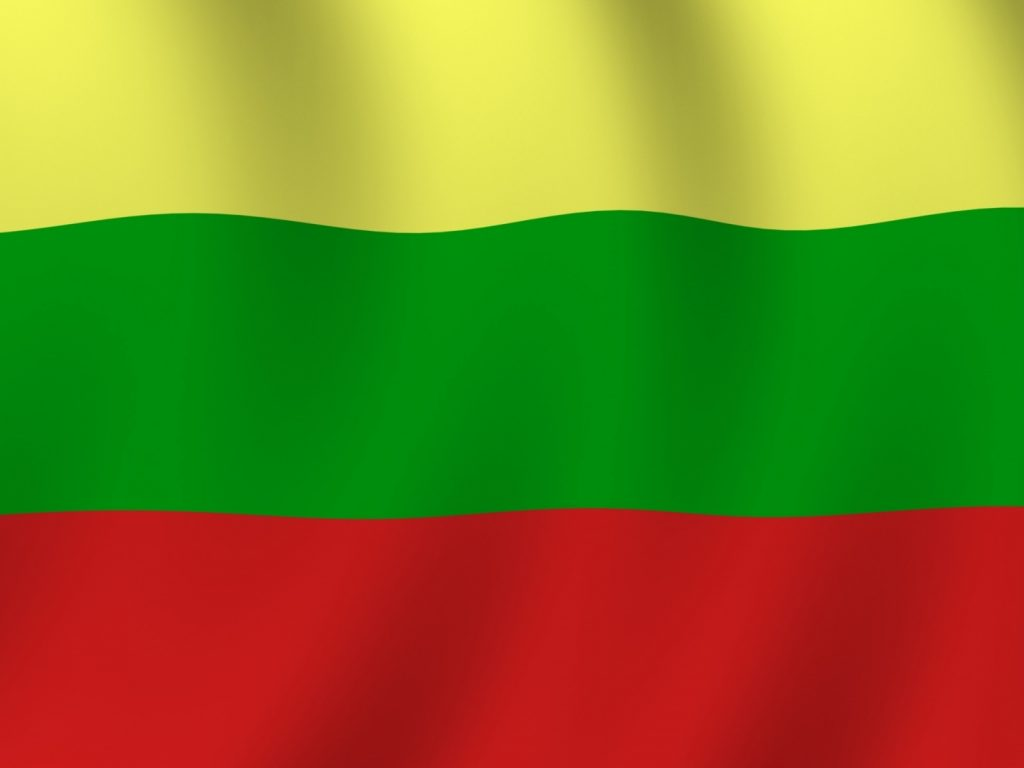 lithuania flag computer wallpapers