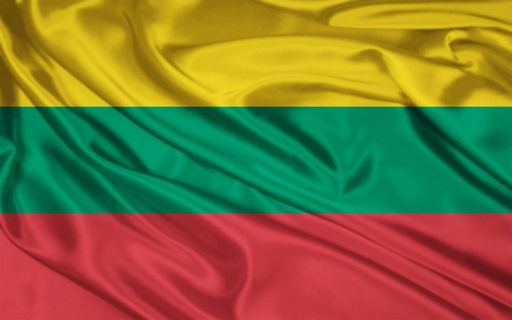 lithuania flag desktop wallpapers