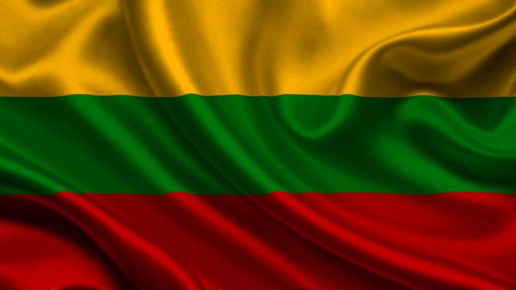 lithuania flag hd wallpapers