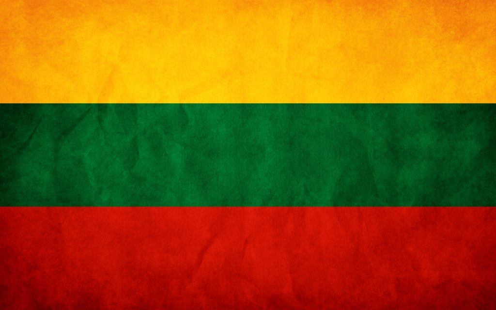 lithuania flag widescreen wallpapers