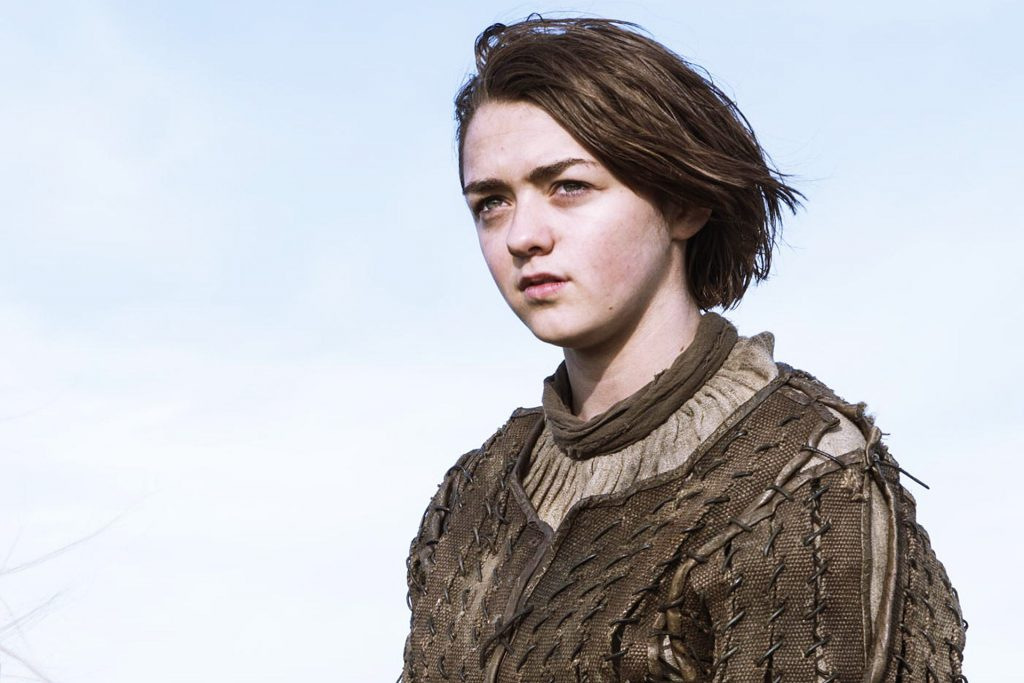 maisie williams actress wallpapers