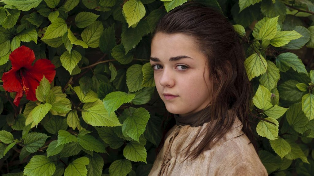maisie williams desktop wallpapers