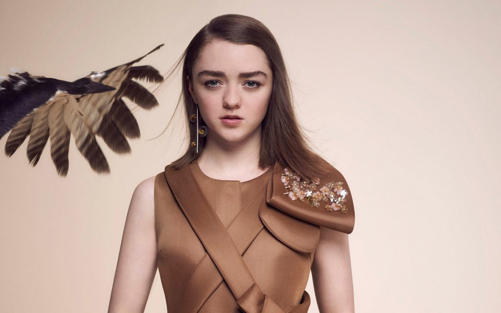 maisie williams widescreen wallpapers