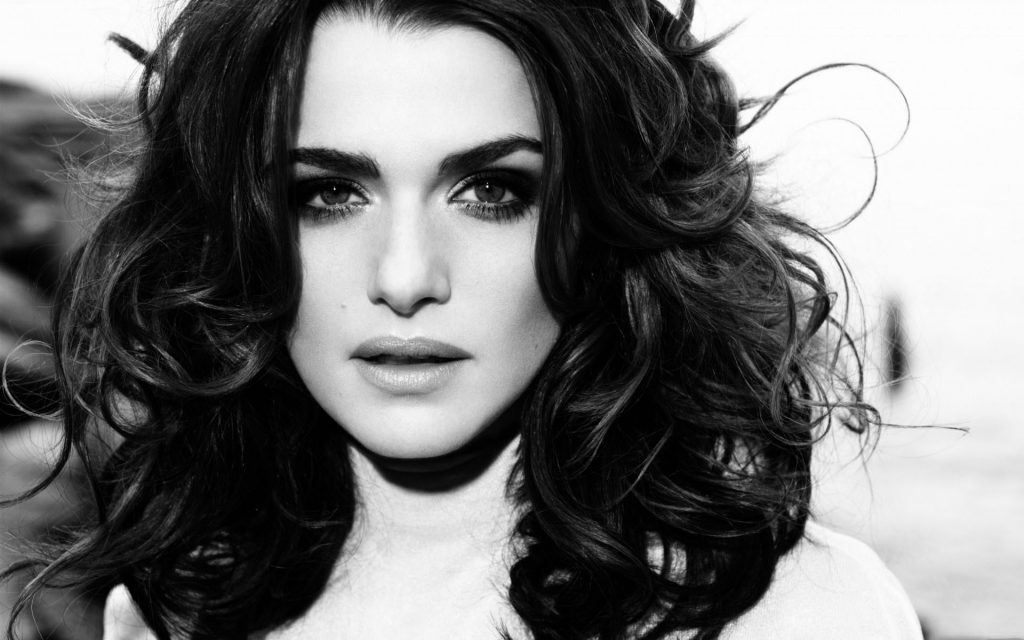 monochrome rachel weisz wallpapers
