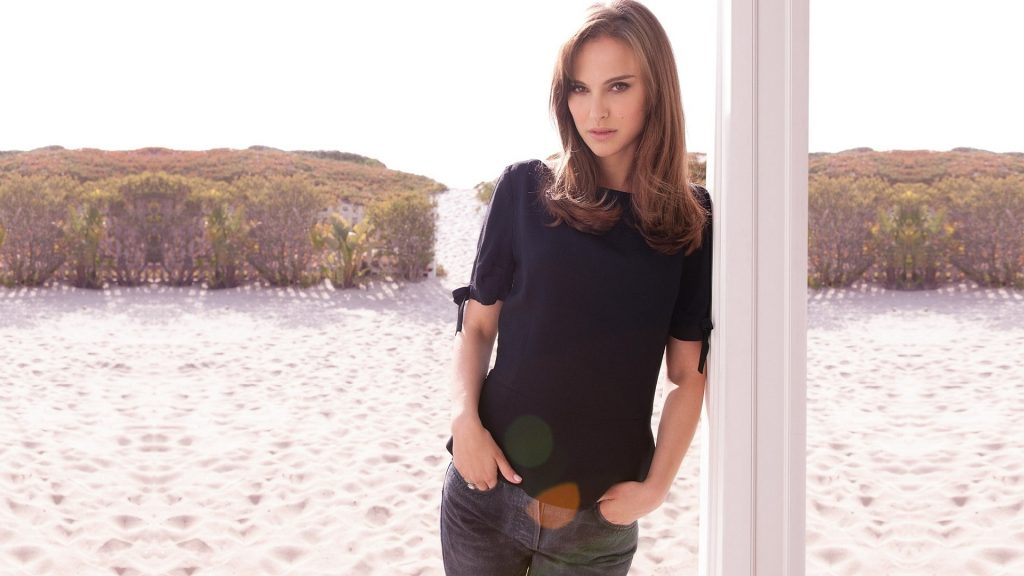 natalie portman desktop wallpapers