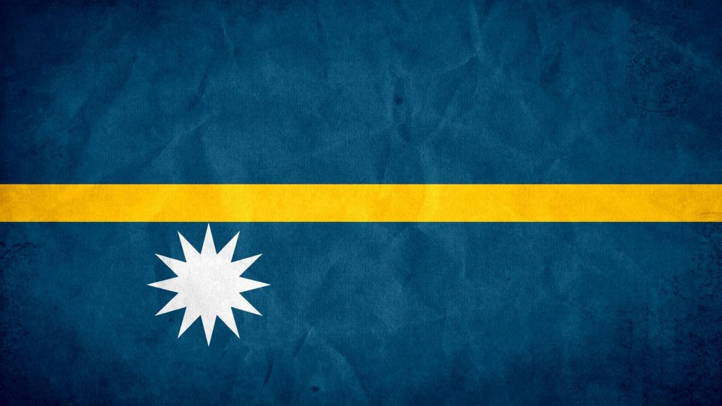 nauru flag wallpapers
