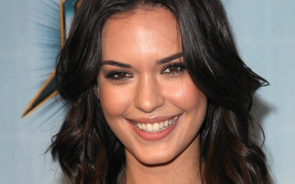 odette annable smile wallpapers