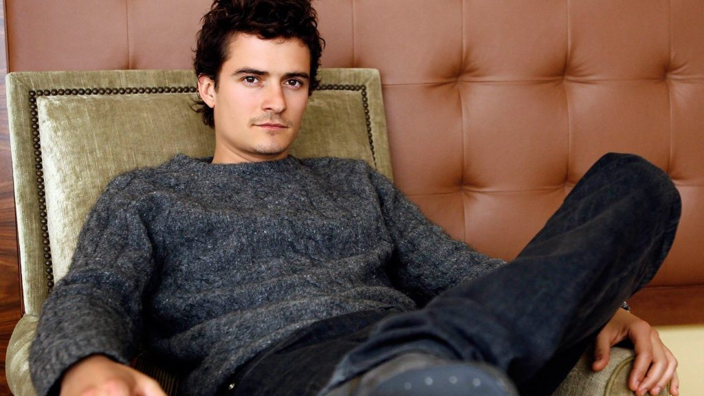 orlando bloom widescreen wallpapers