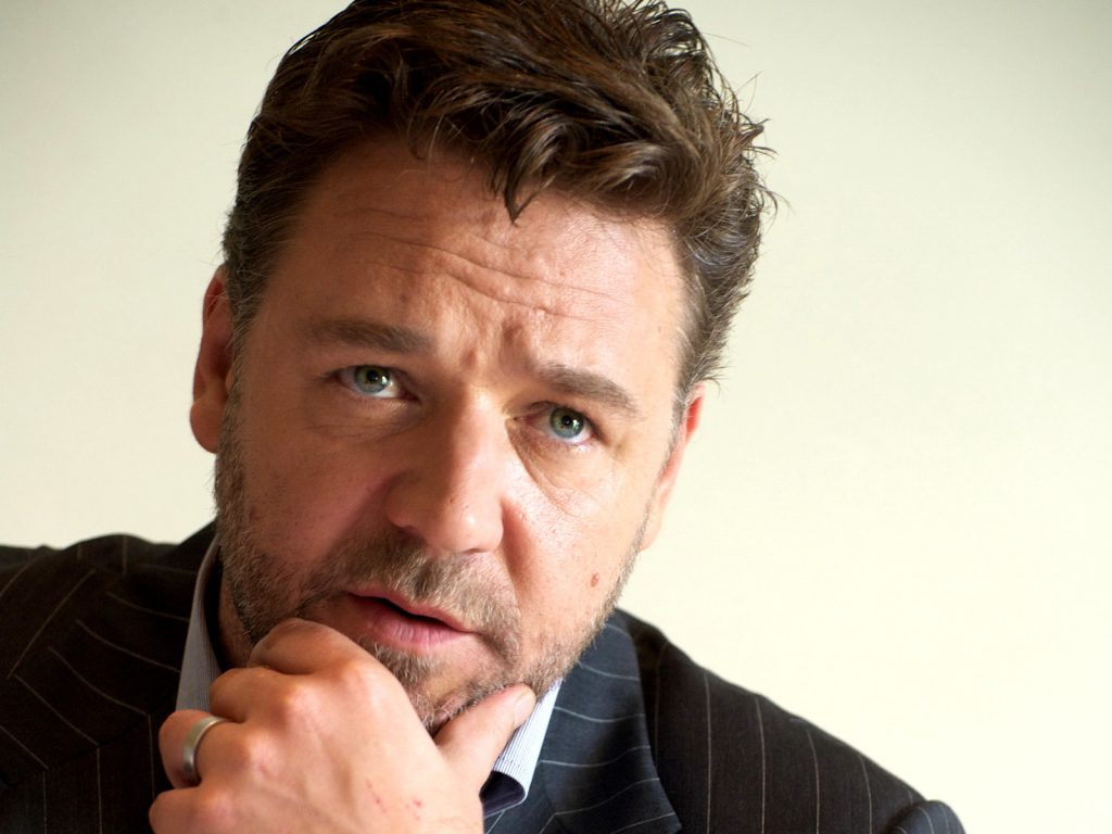 russell crowe celebrity pictures wallpapers