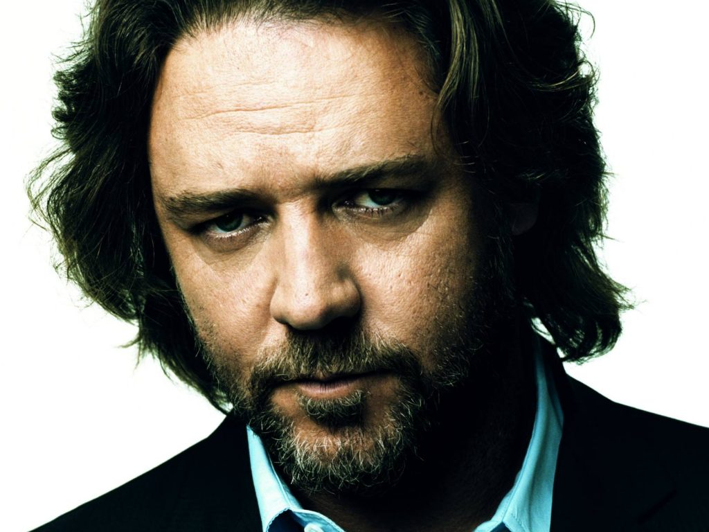 russell crowe face wallpapers