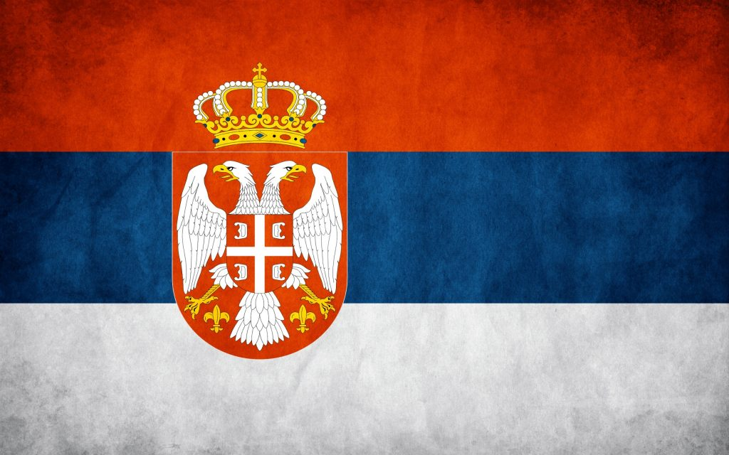 serbia flag background wallpapers