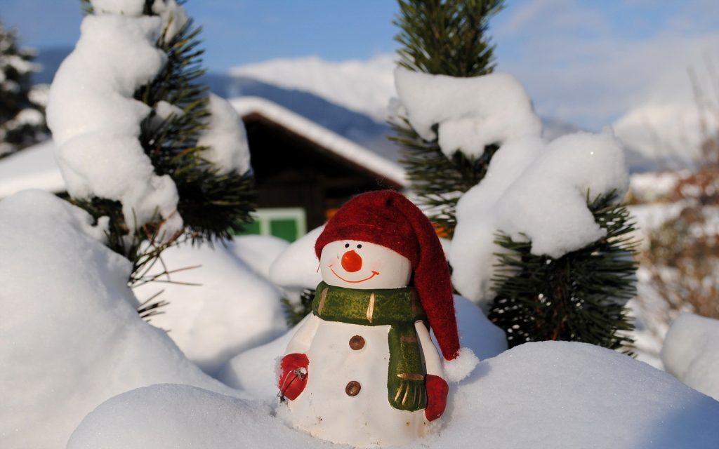 snowman desktop photography wallpapers