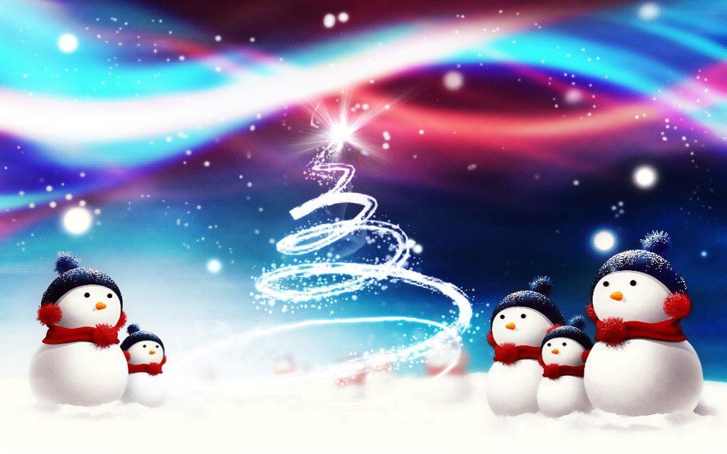 snowman wallpapers