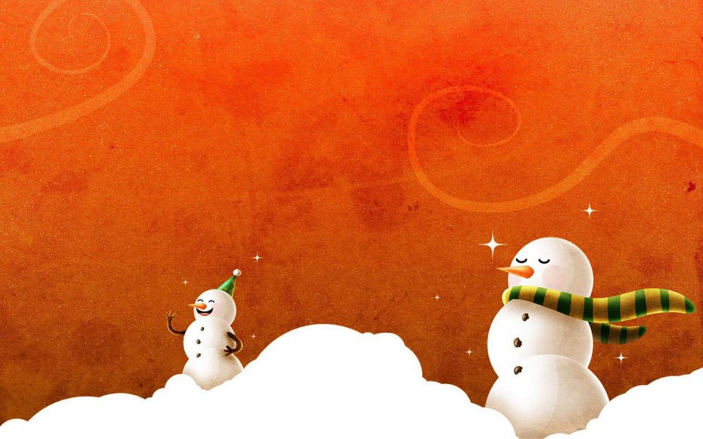 snowman hd wallpapers