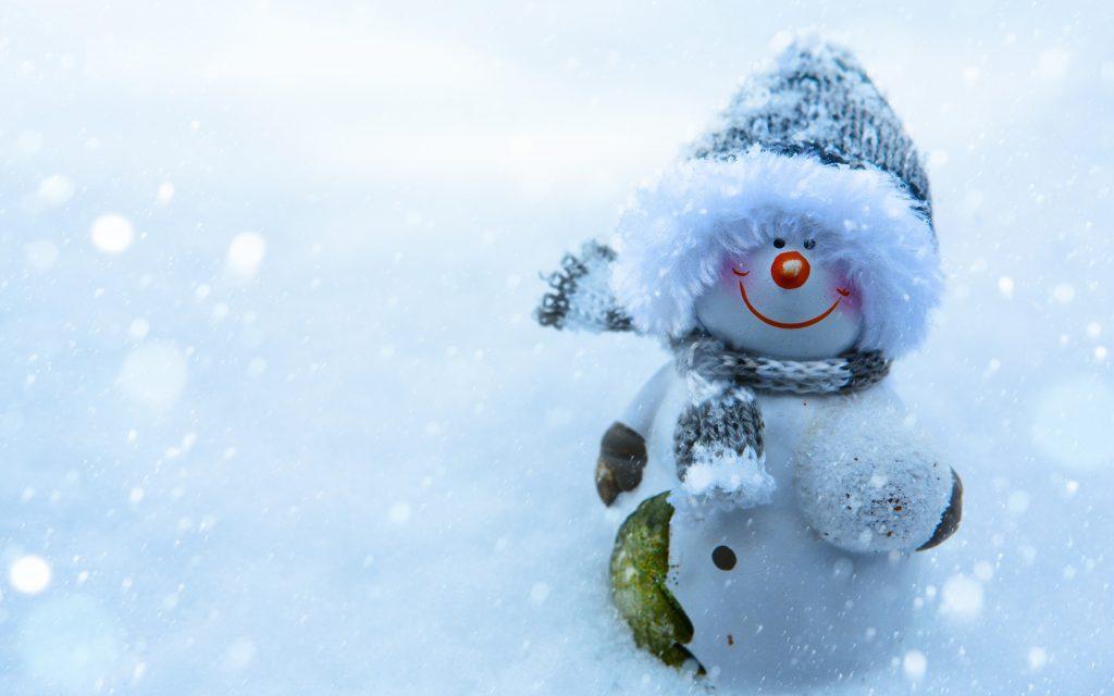 snowman widescreen wallpapers